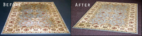 oriental rug cleaning Cape Town